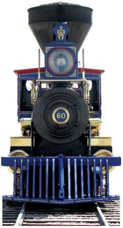CP 60 Jupiter Train