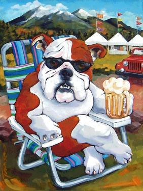 Bully For Beer Fest by CR Townsend