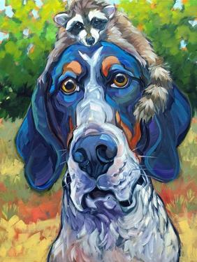 Coonhound by CR Townsend