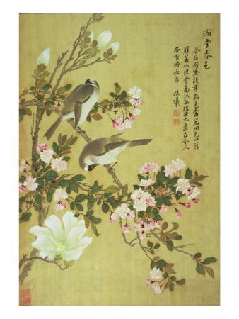 https://imgc.allpostersimages.com/img/posters/crabapple-magnolia-and-baitou-birds_u-L-PCF8540.jpg?p=0