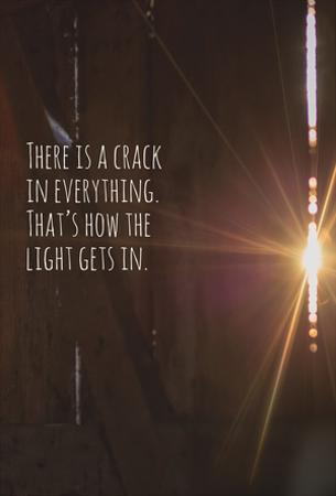 Crack in The Light