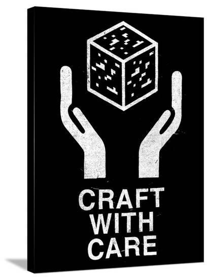 Craft With Care 2-Florent Bodart-Stretched Canvas Print