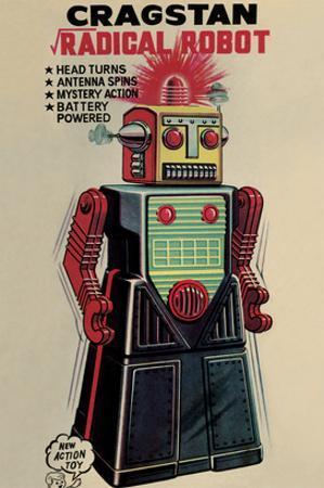 Cragstan Radical Robot