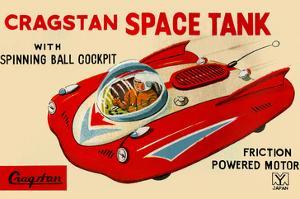 Cragstan Space Tank