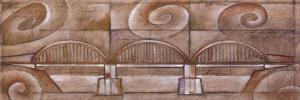 Modern Bridge Two by Craig Alan