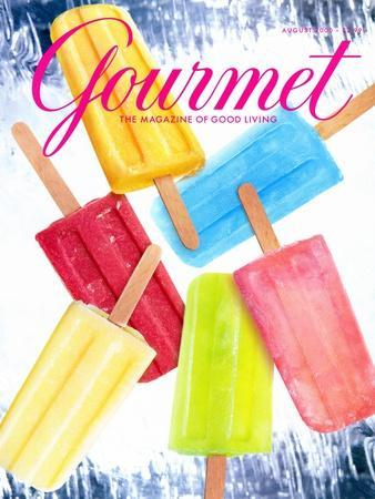 Gourmet Cover - August 2000