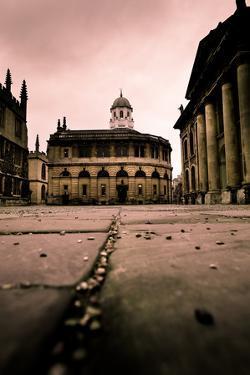 Moody Buildings in Oxford by Craig Howarth
