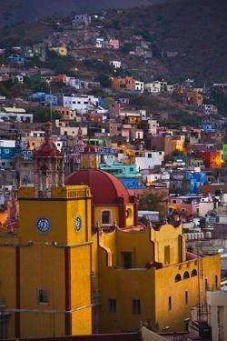 Basilica of Our Lady of Guanajuato by Craig Lovell