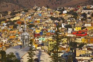 Guanajuato by Craig Lovell