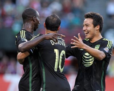 2014 MLS All Star Game: Aug 6, MLS All Stars vs Bayern Munich by Craig Mitchelldyer