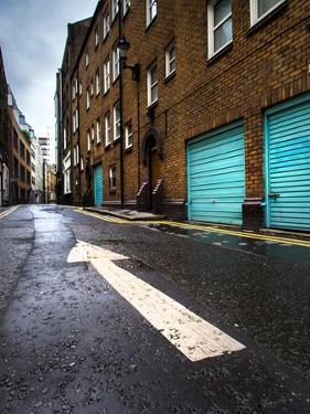 Buildings in London Street by Craig Roberts