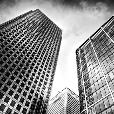 Canary Wharf, London by Craig Roberts