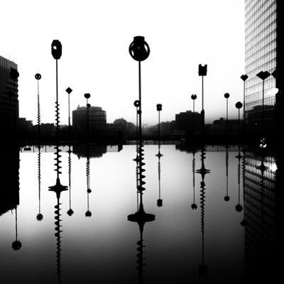 La Defence, Paris, France by Craig Roberts