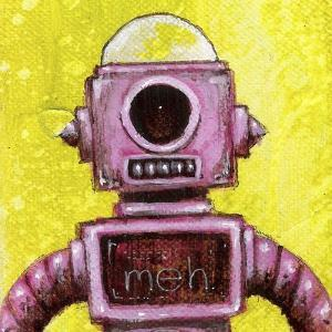 Mehbot by Craig Snodgrass