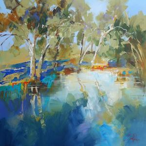 Cobram Creek by Craig Trewin Penny