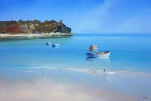 Low Tide Sorrento by Craig Trewin Penny
