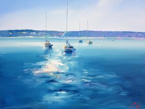 Mornington Morning by Craig Trewin Penny