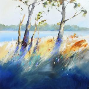 Murray River Bank by Craig Trewin Penny