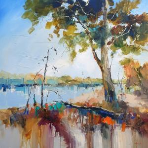 On the Murray by Craig Trewin Penny