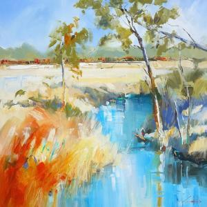 Summer Water 2 by Craig Trewin Penny