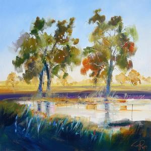 Winter Rain by Craig Trewin Penny