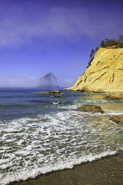 Haystack Rock, Cape Kiwanda, Oregon Coast, Pacific Ocean, Pacific Northwest by Craig Tuttle