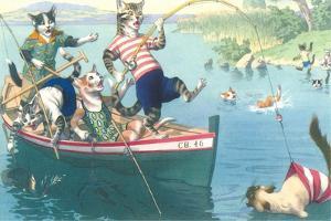 Crazy Cats Fishing