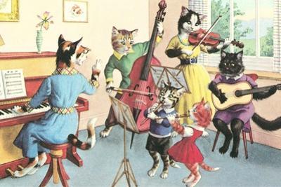 Crazy Cats Musical Ensemble