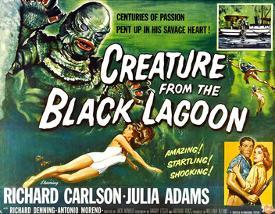 Affordable Creature From the Black Lagoon Posters for sale
