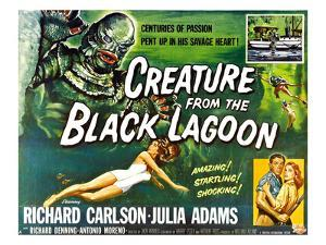 Creature from the Black Lagoon, 1954