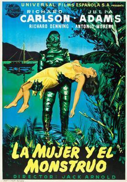 Creature from the Black Lagoon (aka La Mujer Y El Monstruo)