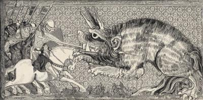 Creatures Encountered by Alexander the Great King of Macedon During His Invasion of Asia 3 of 7