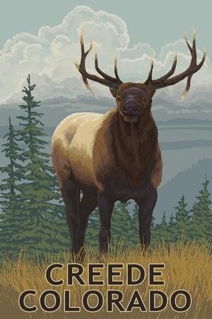 https://imgc.allpostersimages.com/img/posters/creede-colorado-elk-scene_u-L-Q1GQO6Q0.jpg?p=0