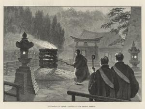 Cremation in Japan