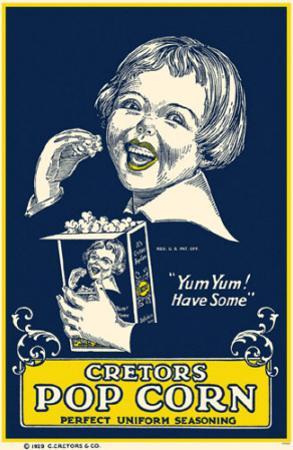 Cretors Popcorn