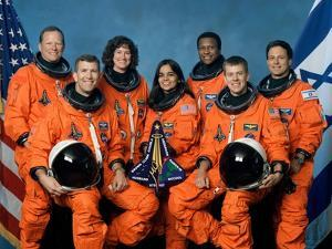 Crew of the Ill-Fated Space Shuttle Columbia