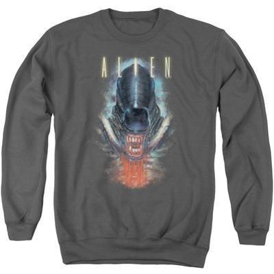 Crewneck Sweatshirt: Alien - Bloody Jaw