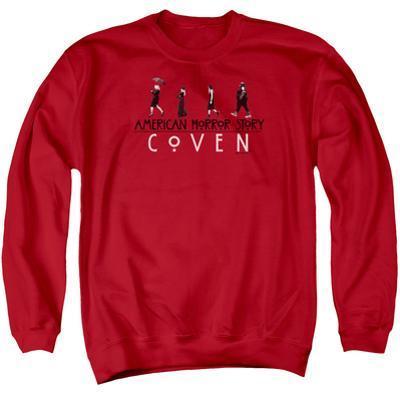 Crewneck Sweatshirt: American Horror Story- Coven Parade