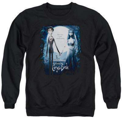 Crewneck Sweatshirt: Corpse Bride- Poster