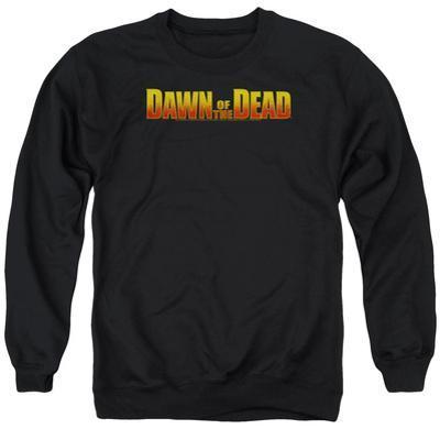 Crewneck Sweatshirt: Dawn Of The Dead- Dawn Logo