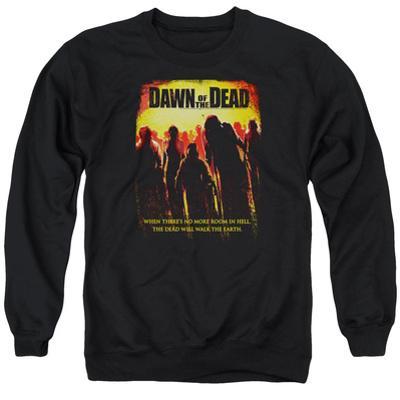 Crewneck Sweatshirt: Dawn Of The Dead- Dawn Of The Dead