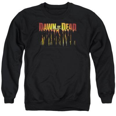 Crewneck Sweatshirt: Dawn Of The Dead- Walking Dead