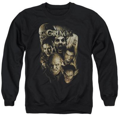 Crewneck Sweatshirt: Grimm- Wesen