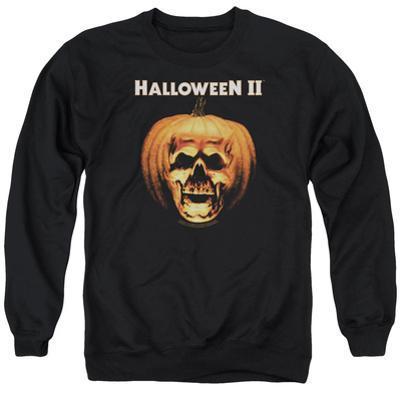 Crewneck Sweatshirt: Halloween II- Pumpkin Shell