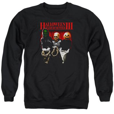 Crewneck Sweatshirt: Halloween II- Trick Or Treat