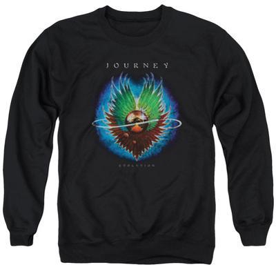 Crewneck Sweatshirt: Journey- Evolution