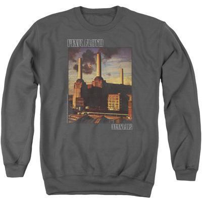 Crewneck Sweatshirt: Pink Floyd- Animals Distressed