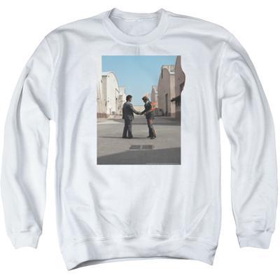 Crewneck Sweatshirt: Pink Floyd- Wish You Were Here