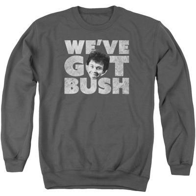 Crewneck Sweatshirt: Revenge Of The Nerds- We'Ve Got Bush