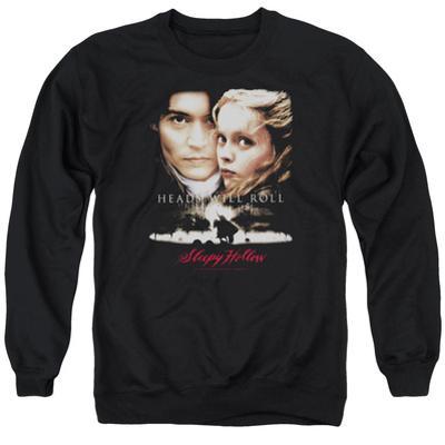 Crewneck Sweatshirt: Sleepy Hollow- Heads Will Roll